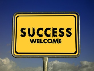 Success welcome image